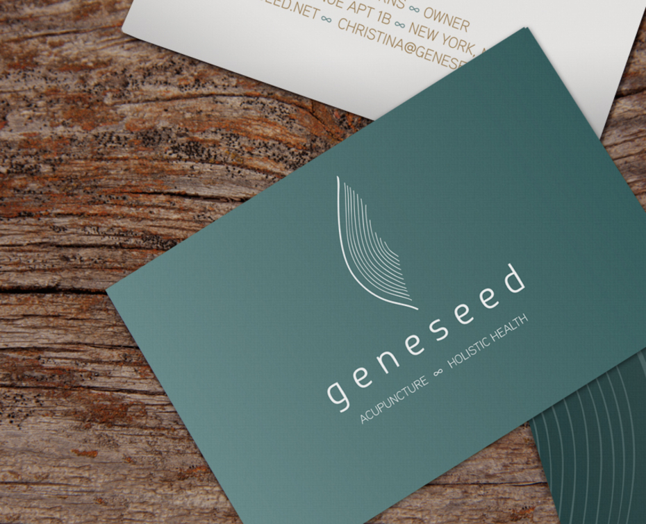 Enchanting Acupuncture Business Cards Photo - Business Card Ideas ...